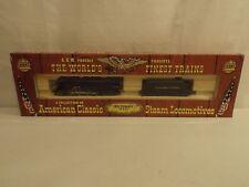 Ho Rivarossi/Ahm New York Central 4-6-4 Hudson steam engine in original box