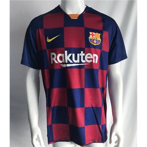 FC Barcelona 2019-2020 Home Soccer Jersey Lionel Messi #10 Men's Football Shirt