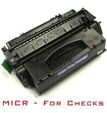 Compatible MICR Toner Cartridge (Q7553X, 53X) for HP LaserJet P2015 dn, P2015 n