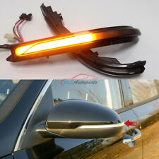 For Kia K5 Optima JF 2016 - 2020 Yellow LED Dynamic Turn Signal Light Indicator