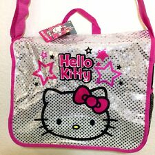 Hello Kitty Women Girls Purse Sanrio Messenger Cross Body Handbag Tote Bag NWT