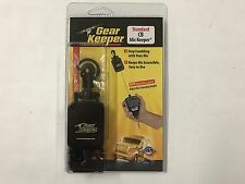 "Gear Keeper Black RT4-4112 28"" Retractable CB Radio Microphone Hanger"