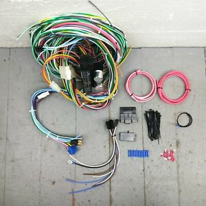 1958 - 1964 Impala 1960 - 1964 Corvair Wire Harness Upgrade Kit fits painless