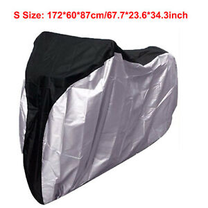 Small Bicycle Cover Mountain Bike Waterproof Dust UV Outdoor Universal Protector