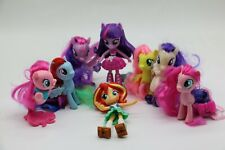 8 psc My Little Pony(Big) Action Figures. Mixed Toy Lot.