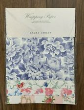 Laura Ashley Gift Wrapping Paper (2 sets)