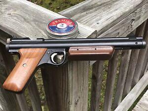 Benjamin Sheridan H9A 4.5 MM .177 cal Pump Pellet Pistol