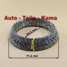 Auspuff Dichtung für Toyota , Dichtring , Drahtgewebedichtring
