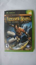~* Prince of Persia: The Sands of Time  Original Xbox, 2003 Game  COMPLETE *~