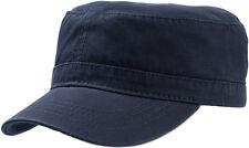 Atlantis Cappello Baseballcappellino Blu Navy Uniform Berretto Cap Hats 70459334b56a