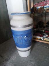 Runde Markenlose Deko-Blumentöpfe & -Vasen im Landhaus-Stil aus Keramik