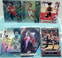 COBY WHITE 2019-20 6 Card Rookie RC Lot Illusions, Chronicles, Recon, XR & More