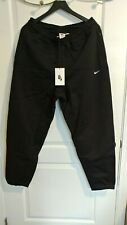 Nike Mini Swoosh Vintage Travis Scott Black Sweatpants Heavyweight Small Men