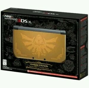 Nintendo 3ds XL Hyrule Edition