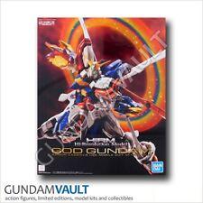 NEW 1/100 Hi-Resolution GOD GUNDAM - Domon Kasshu's Use Mobile Suit GF13-017NJII