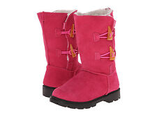 NWOB pediped Maggie Flex Girls Size USA 25 EU 9  Fuchia Boots Boot $77