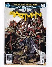 BATMAN # 34 Rebirth Regular Cover DC NM