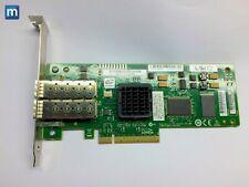 LSI Dual 4GB Fiber Fibre Channel PCIe Card LSI7204EP Apple XServe Mac Pro
