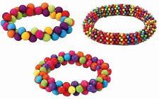 Unbranded Stretch Statement Costume Bracelets