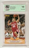 2009-10 Stephen Curry Panini #372 Davidson Rookie Card PGI 10