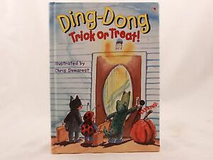 VG! Ding-Dong, Trick or Treat! by Grosset and Dunlap Staff and Harriet Ziefert