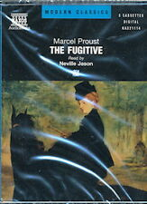 The Fugitive, The by Marcel Proust (Audio cassette, 2001)