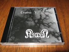 """KROHM / TENEBRAE IN PERPETUUM """"Split"""" CD  xasthur celestia"""