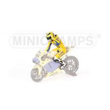 Minichamps 1:12 Valentino Rossi Riding Figure 2006 MotoGP Figurine