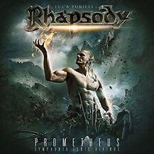 Prometheus: Symphonia Ignis Divinus by Luca Turilli's Rhapsody/Luca Turilli...