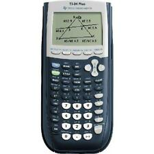 Texas Instruments TI-84 Plus Graphing Calculator, 10-Digit LCD Office Equipment