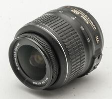 Nikon DX AF-S Nikkor VR 18-55mm 18-55 mm 3.5-5.6 G SWM Aspherical D40X D60