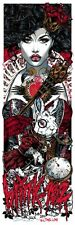 Blink 182 7/5/2016 Milwaukee Wi Poster Signed & Numbered #/100 Artist Edition