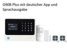 WIFI GSM Haus Alarmanlage Sicherheitssystem mit LCD-Anzeige / APP in deutsch