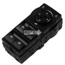 For Holden Commodore VE Black With Red Illumination Master Power Window Switch