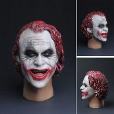 1/6 Red hair Joker HEADPLAY McDonald's Smiling Hamburg uncle face Clown HEAD