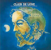 Debussy: Clare De Lune [Audio CD] Tomita  Isao