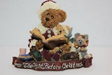 Boyds Bears & Friends - Alexis Bearinsky.The Night Before Christmas (Figurine)