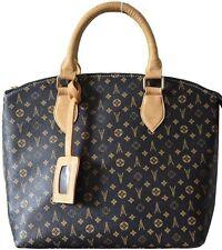 Donna Women's Fashion Bag Celebrità Nero Designer Look borsetta elegante borsa a mano
