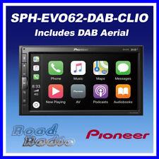 Pioneer SPH-EVO62DAB-CLIO Renault Clio Includes DAB Aerial