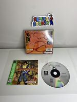 Soul Blade (Sony PlayStation 1, 1996) PS1 Greatest Hits Complete Caliber