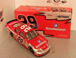2003 Kevin Harvick Goodwrench Bud Shootout 1/24 Action GM Dealers NASCAR Diecast