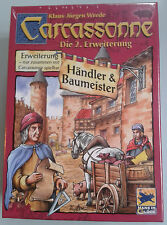 Carcassonne Expansion - Traders & Builders, Brand New with English Rules