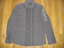 EDC by ESPRIT chemise coton épais taille LUS XLFR coupe cintrée vide armoire N12