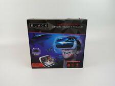 Black Series Smartphone 360 Degree Virtual Reality Headset