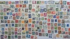 300 Different Sweden Stamp Collection