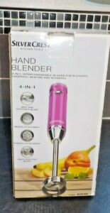 SILVERCREST HAND BLENDER 4 IN 1