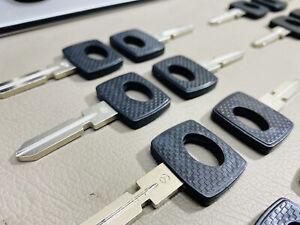 Mercedes Benz W126 W124 W140 R129 HUF Key Guanine New (1 Piece Only) A1267605406