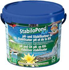 JBL StabiloPond KH 5 kg pH-Stabilisator für Gartenteiche -  24 Std.Versand