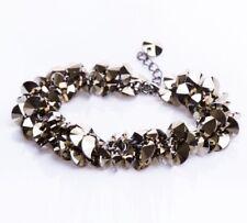 NEW Genuine Swarovski Dorado Crystals Bracelet BNWT RRP £59.99
