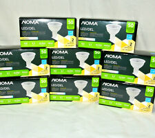 16 x Noma PAR16 GU5.3 Base LED Light Bulbs New! 5.5w = 50w Soft White